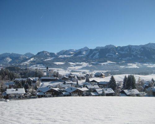 Ofterschwang Winter2018